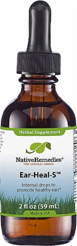 Native Remedies  Ear-Heal-S™ Perspective: front