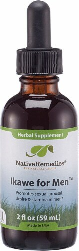 Native Remedies  Ikawe for Men™ Perspective: front