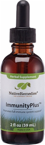 Native Remedies  ImmunityPlus™ Perspective: front