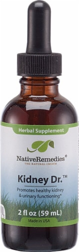 Native Remedies  Kidney Dr.™ Perspective: front