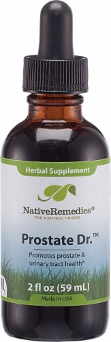 Native Remedies Prostate Dr. Herbal Supplement Perspective: front