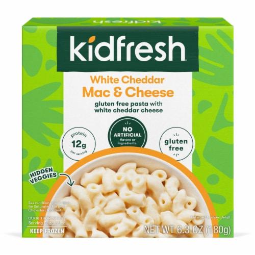 Kidfresh Gluten Free White Mac 'N Cheese Perspective: front