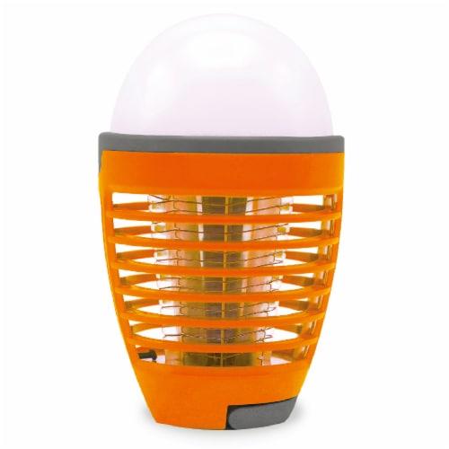 WBM International Smart Rechargable Mosquito Killer Bulb Perspective: front