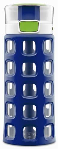 Ello Dash Tritan Water Bottle - Touchdown Blue Perspective: front