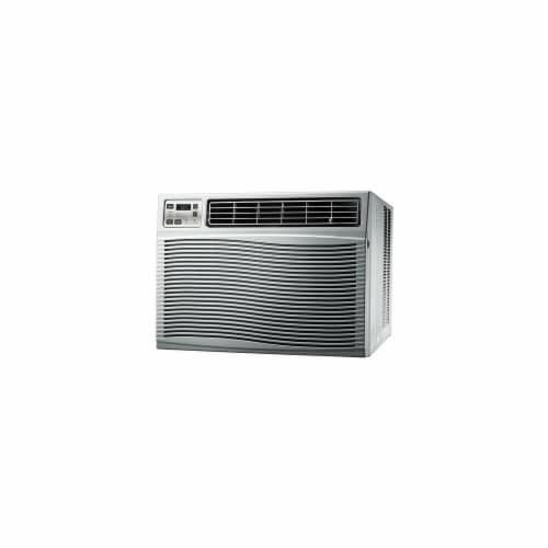 Impecca IWA15-KS30 15100 BTU Electronic Controlled Window Air Conditioner Perspective: front