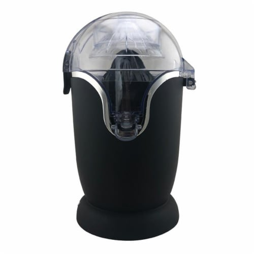 Courant Auto Citrus Juicer - Black Perspective: front