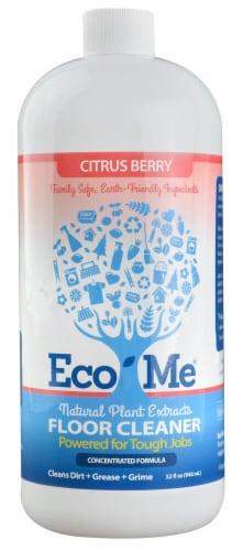 Eco-Me  Floor Cleaner Citrus Berry Perspective: front