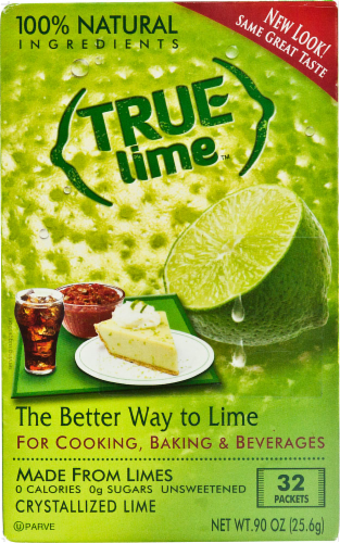 True Lime Drink Mix Perspective: front