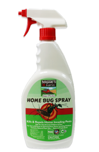 Maggie's Farm Home Bug Spray Perspective: front