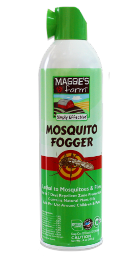 maggie's Farm Mosquito Fogger Perspective: front