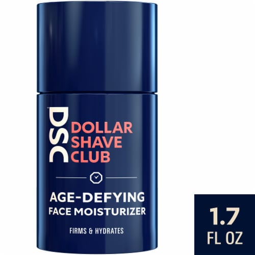 Dollar Shave Club Age-Defying Moisturizer Perspective: front