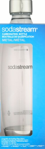 SodaStream Carbonating Bottle Perspective: front