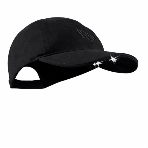 Panther Vision Lighted Hat - Black Perspective: front
