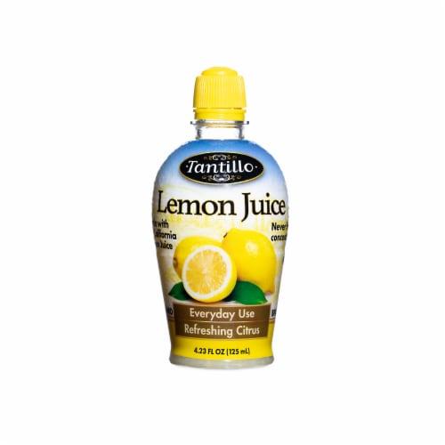 Tantillo Lemon Juice Perspective: front