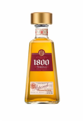 1800 Reposado Tequila Perspective: front