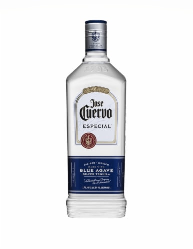 Jose Cuervo Especial Tequila Silver Perspective: front