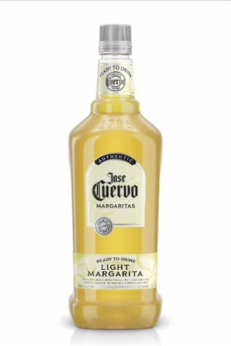 Jose Cuervo Light Authentic Classic Ready to Drink Lime Light Margarita Perspective: front