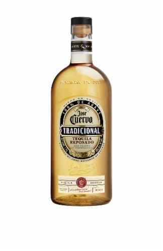 Jose Cuervo Tradicional Tequila Resposado Perspective: front