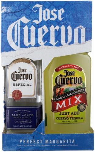 Jose Cuervo Perfect Margarita Mix Set Perspective: front