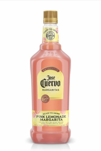 Jose Cuervo Pink Lemonade Margarita Perspective: front