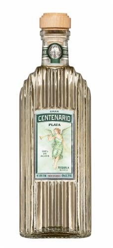 Gran Centenario Plata Tequila Perspective: front