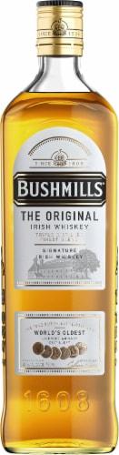 Bushmills Triple Distilled Irish Whiskey Perspective: front