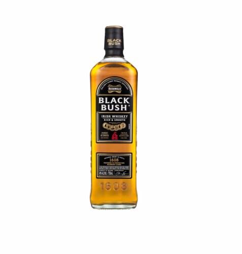 Bushmills Black Bush Irish Whiskey Perspective: front