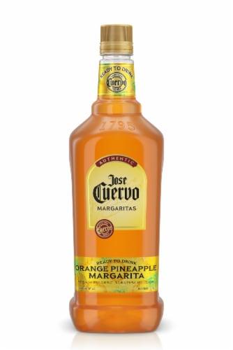 Jose Cuervo® Orange Pineapple Authentic Margarita Perspective: front