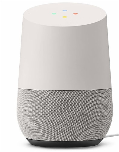 Google Home - White (Limited Stock) Perspective: front