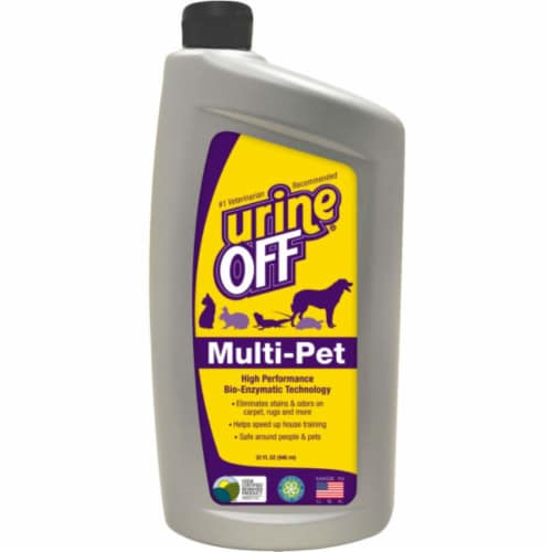 Urine Off Multi-Pet Carpet Cleaner Perspective: front