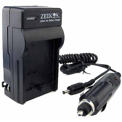 Universal Quick Battery Charger Perspective: front