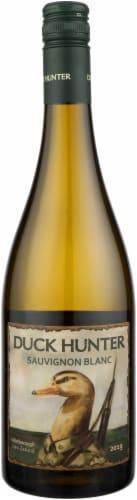Duck Hunter Sauvignon Blanc White Wine Perspective: front