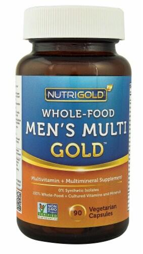 NutriGold  Men's Multi Gold™ Perspective: front