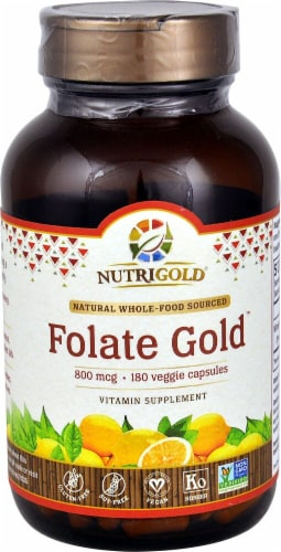NutriGold  Folate Gold™ Perspective: front