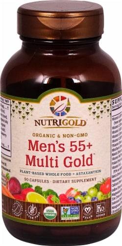 NutriGold Men's 55 plus Multi Gold™ Perspective: front