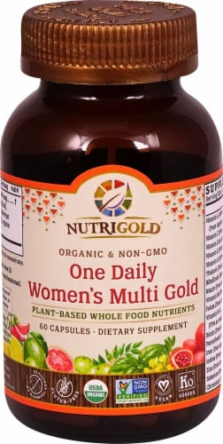 NutriGold One Daily Women's Multi Gold™ Perspective: front