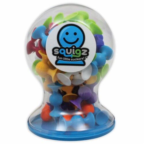 Squigz Deluxe Set Perspective: front