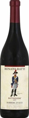 Renato Ratti Battaglione Barbera Perspective: front