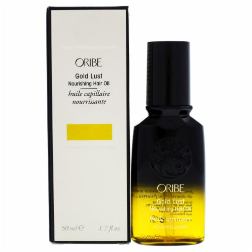 Gold Lust Nourishing Hair Oil by Oribe for Unisex - 1.7 oz Oil Perspective: front