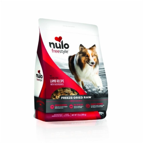 Nulo 811093 Freestyle Dog Freeze Dried - Lamb Perspective: front