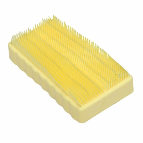 Victorio VKP1212 Corn On The Cob Yellow Brush - 18 Piece Perspective: front