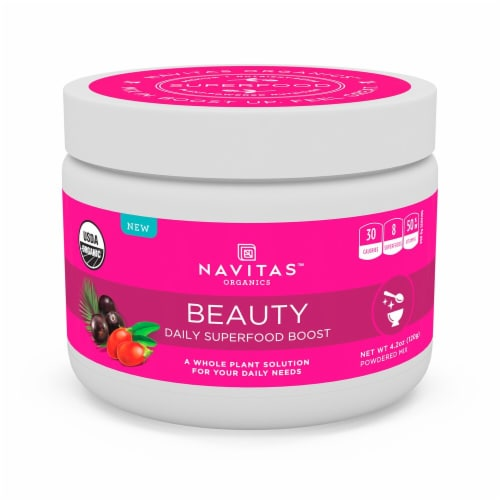 Navitas Organic Beauty Boost Perspective: front