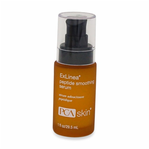 PCA Skin ExLinea Peptide Smoothing Serum Perspective: front