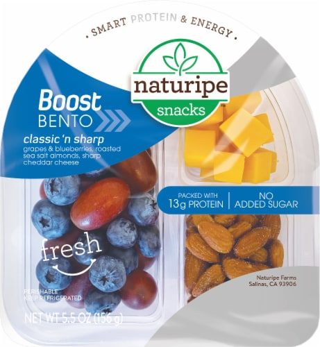 Naturipe Classic and Sharp Snack Box Perspective: front