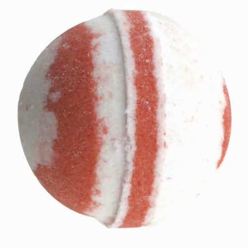 Cosset Hibiscus Passion Aromatherapy Bath Marble Perspective: front