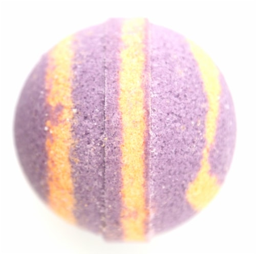 Cosset Sweet Kisses Aromatherapy Marble - Yellow/Purple Perspective: front