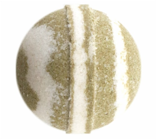 Cosset Tahitian Vanilla Aromatherapy Marble - Tan/White Perspective: front