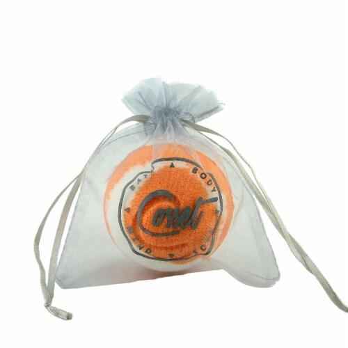 Cosset Kalahari Melon Sachet Bath Bomb Perspective: front