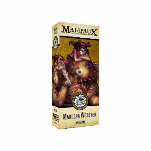 Wyrd WYR23511 Outcasts-Marlena Webster Miniature Perspective: front