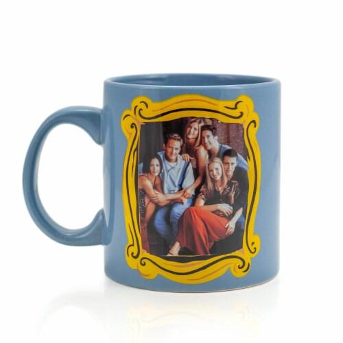 Friends 20 oz Group Shot Portrait Mug Perspective: front